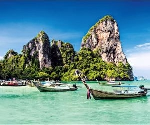 Holiday to Thailand 5 nights Phuket & 2 nights