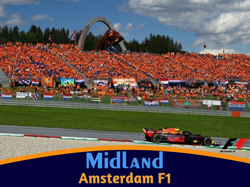 Grand Prix - Dutch Amsterdam (4 Day Flight Package)
