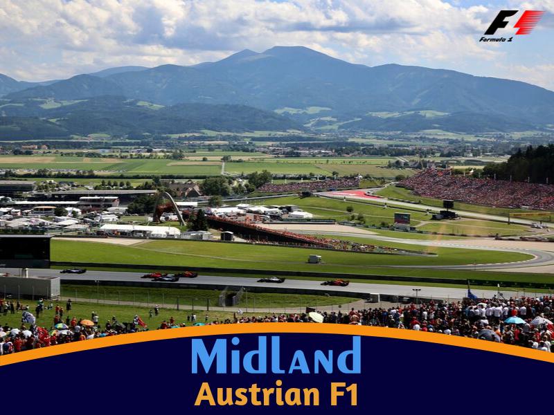 Grand Prix - Austria  (4 Day Flight Package)