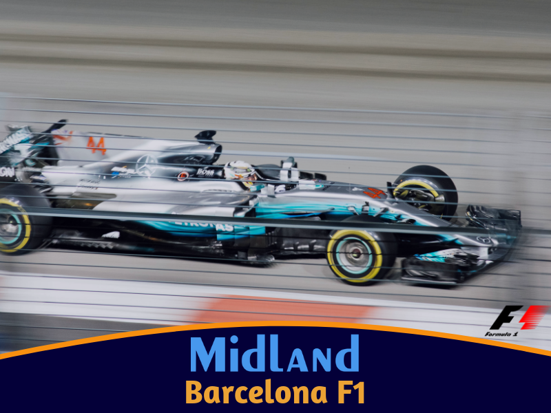 Grand Prix - Spanish Barcelona (4 Day Flight Package) UPGRADE TICKET Inlcluded