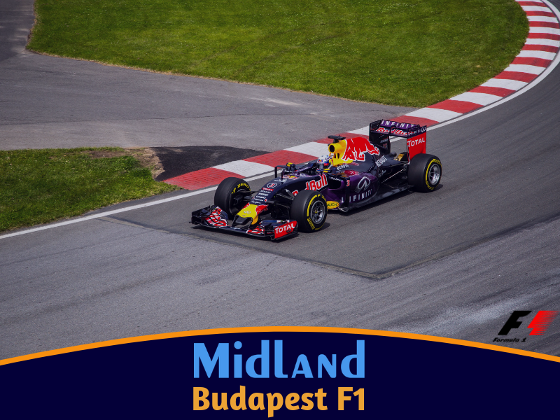 Grand Prix - Hungary Budapest (4 Day Flight Package)