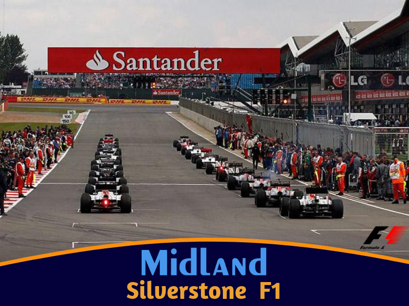 Grand Prix - Silverstone (3 Day Flight Package)